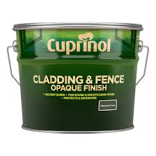 Cuprinol Cladding Fence Opaque Dulux Decorator Centre