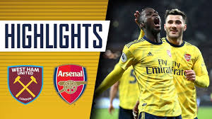Pepe with a special goal! | West Ham 1-3 Arsenal | Premier League highlights  - YouTube