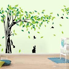 Large Tree Wall Sticker Living Room Removable Pvc Wall Decals Family Diy Poster Wall Stickers Mural Art Home Decor Wall Quotes Wall Quotes Decals From Lotlot 11 8 Dhgate Com