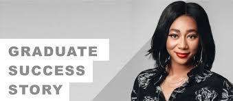graduate success story makeup artist
