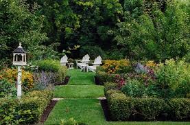 five classic styles for the garden