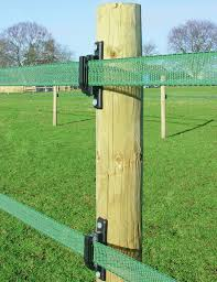 40mm Green Polytape 200m Horse Fencing Made Easy
