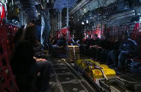 abilene leaders tour dyess air force base