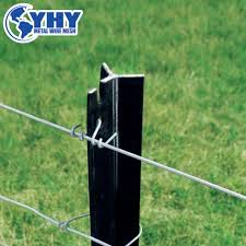 China Heavy Duty Y Type Star Fence Post With Holes Made By Iso9001 Manufacturer For Hinge Joint Farm Fence Photos Pictures Made In China Com