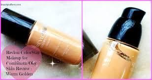 revlon colorstay makeup review