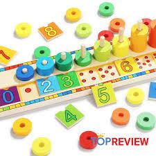 Top 10 đồ chơi vừa học tốt nhất cho bé ⋆ TopReview.vn