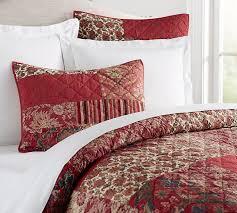 johanna reversible patchwork quilt