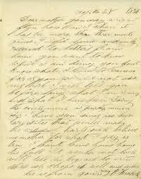 """James Butler """"Wild Bill"""" Hickok to Polly Butler Hickok - Kansas Memory -  Kansas Historical Society"""
