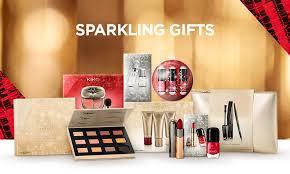 sparkling holiday gift sets kiko milano