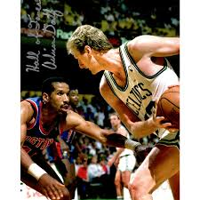 Autographed Adrian Dantley Picture - 8x10