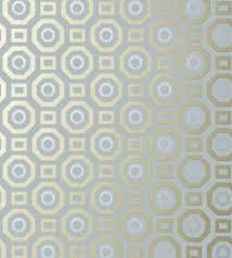 zane metallic on aqua wallpaper