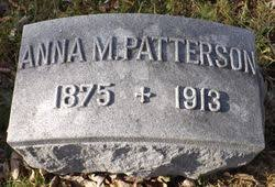 Anna Myrtle Stone Patterson (1875-1913) - Find A Grave Memorial