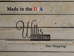 Wooden Name Signs Children S Name Wall Decor Wooden Letters Wall Names For Sale Online Ebay