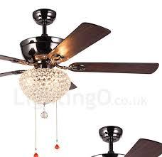 wood retro remote control ceiling fan