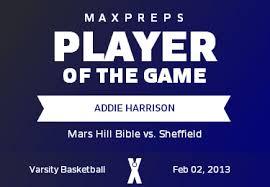 Addie Harrison's (Florence, AL) Awards | MaxPreps