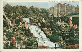olson waterfall forgotten chicago