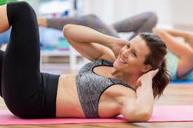 want summer abs yoga from the heart