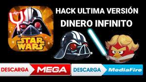 ANGRY BIRDS STAR WARS 2 hack dinero infinito (mediafire , mega) - YouTube