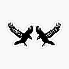 Norse Stickers Redbubble