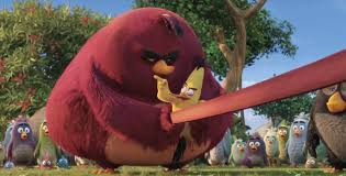 Angry Birds Movie Trailer: Birds Crash & Pigs Fly