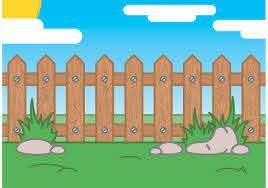 Garden Fence Free Vector Art 11 633 Free Downloads