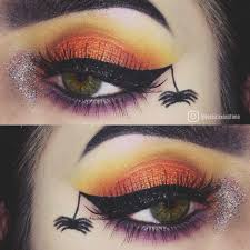 y eye makeup for the first day of