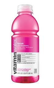 vitamin water focus sunshine wine and