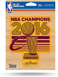 Nba Cleveland Cavaliers Die Cut Vinyl Decal Sports Outdoors Decals