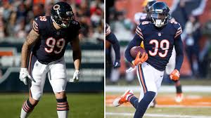 Bears rule Eddie Jackson and Aaron Lynch out for Sunday's game ...