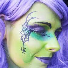 witch face painting at paintingvalley