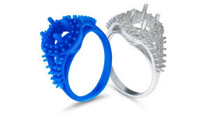 3d printing materials for jewelry