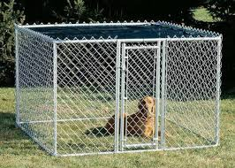 Dog Kennel Chain Link Fence Panels 13 X 13 X 6 10 X 10 X 6 Etc For Sale Chain Link Dog Kennel Manufacturer From China 109354072