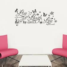 Butterfly Wall Decal Quotes Quotesgram