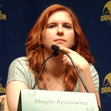 Magda Apanowicz - Wikipedia