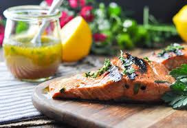 Garlic and Herb Salmon Marinade - The ...