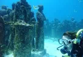 Un museo bajo el agua en Cancún, México | Sala Vip de Grupo Europa