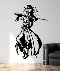 Streetwall Wall Decal One Piece Brook Der Pirat