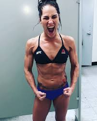 Jessica Eye looking shredded at 125 pounds - MYMMANEWS.com - YOUR #1 Mixed  Martial Arts News Site   Facebook