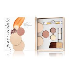 pure and simple mineral makeup kit