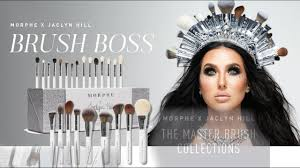 morphe x jaclyn hill master collection