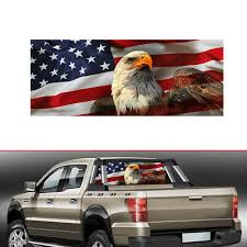 Auto Parts Accessories Navy Eagle Rear Window Graphic Perf Decal Sticker Tint Truck Van Car Suv Smaitarafah Sch Id