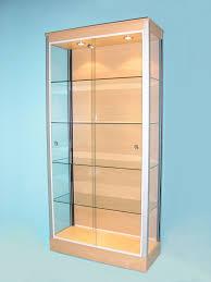 large glass display cabinets designex