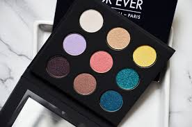 make up for ever artist palette volume