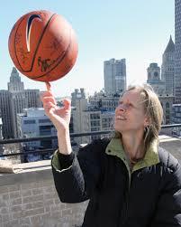 Champions: Val Ackerman, hoops ambassador