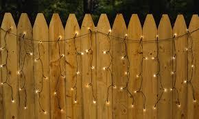 solar powered string lights groupon goods