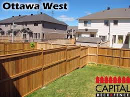 How To Choose The Right Fence Material Capital Deck And Fence