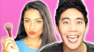 boy friend does my makeup voiceover ft