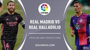LIVE]*Real Madrid vs Real Valladolid Live Stream Reddit: La Liga Soccer  2020 Streaming Free | by Sovigaf | Sep, 2020