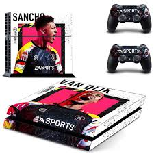 Fifa 20 Fifa20 Ps4 Skin Sticker Decal Vinyl For Sony Playstation 4 Dualshock 4 Console Controllers Ps4 Skins Stickers Shopee Malaysia