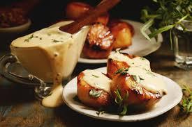 Pan Seared Scallops with Sauce (Keto ...